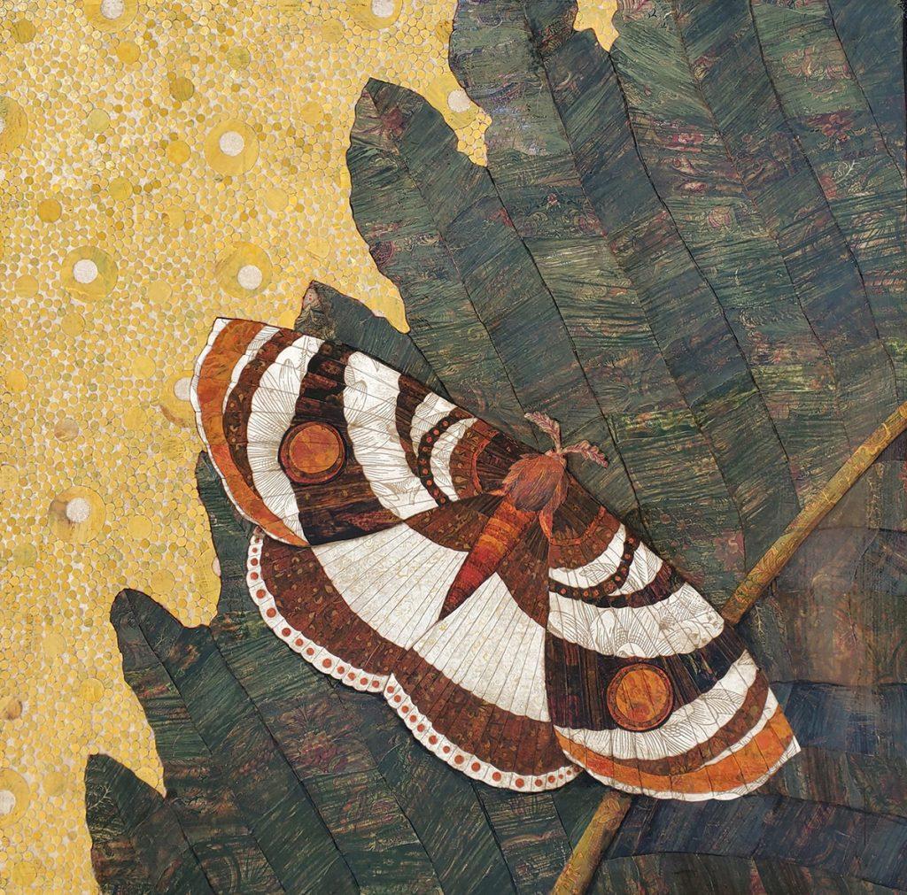 Paper Mosaics by Karen Sikie